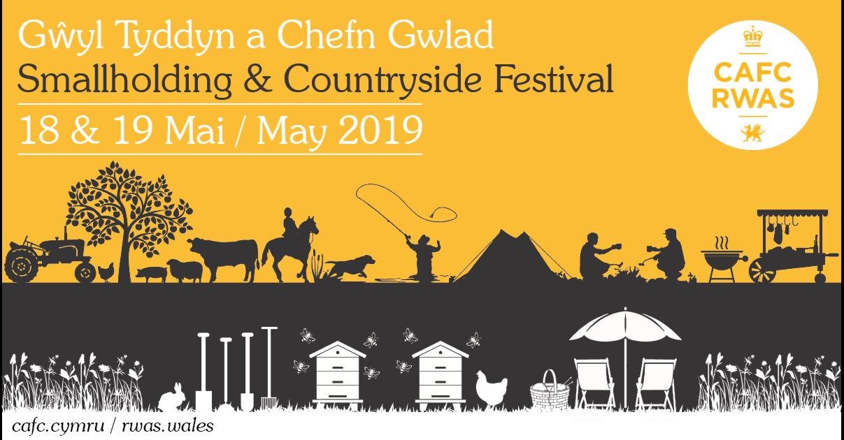 Smallholders Festival -- 18 and 19 May 2019