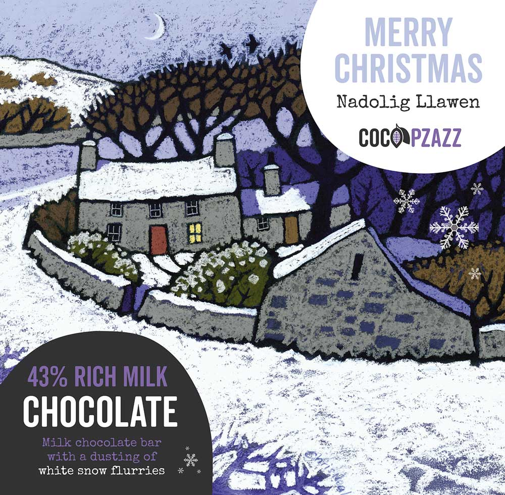 Nadolig Llawen – Happy Christmas From Wales