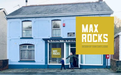 NEW Iconic Welsh Bars by Max Rocks