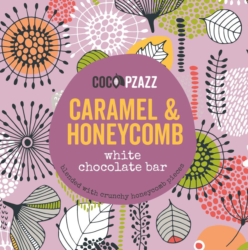 Amazing Caramel & Honeycomb Chocolate