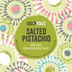 Amazing Salted Pistachio Chocolate